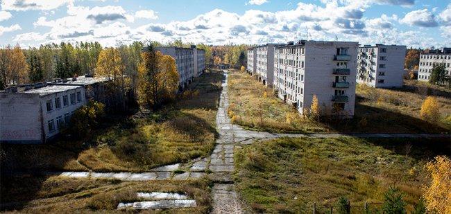 ТОП 10 Заброшенных объектов времен СССР