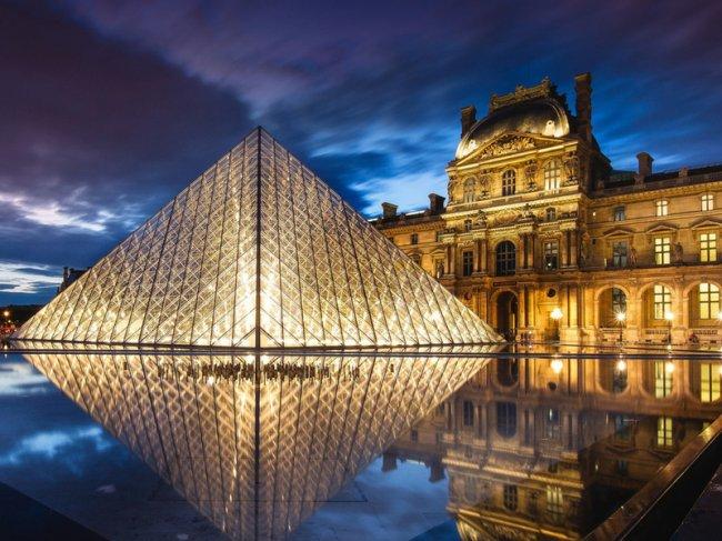 ТОП 10 Самых посещаемых музеев мира