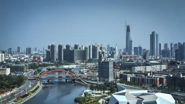 Самые большие города мира по площади и населению