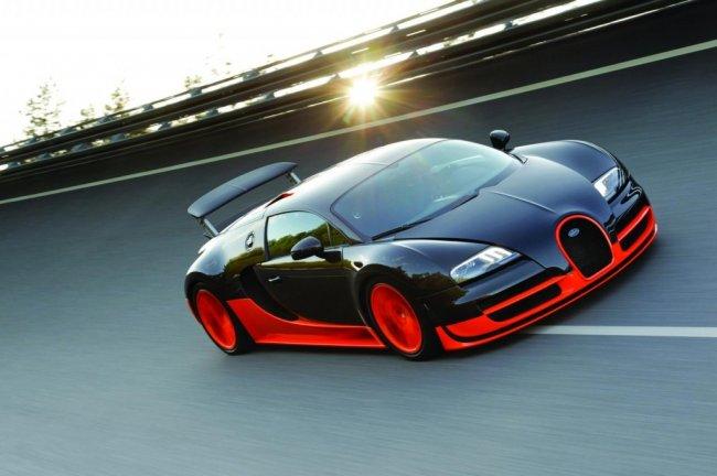 Самые быстрые машины в мире на 2019 год