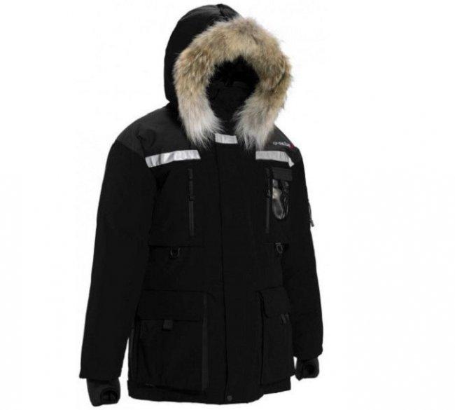 Самые теплые зимние мужские куртки