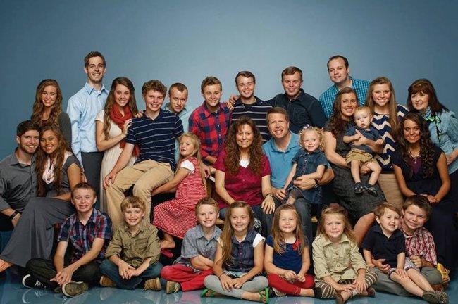 Самые многодетные семьи в мире