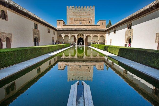 ТОП 10 Самые красивые места Испании