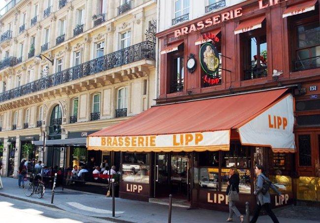 ТОП 10 Лучшие рестораны Парижа