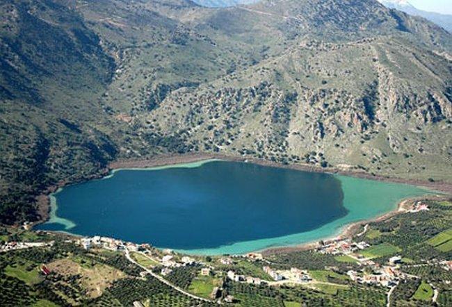 Самые красивые места Крита
