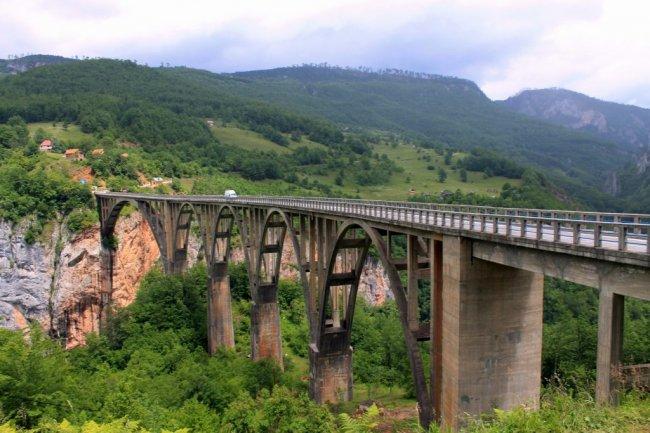 Самые красивые места Черногории