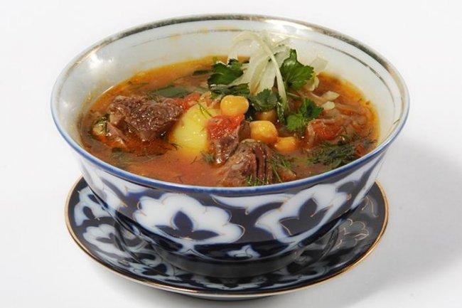 ТОП 10 Лучшие блюда узбекской кухни