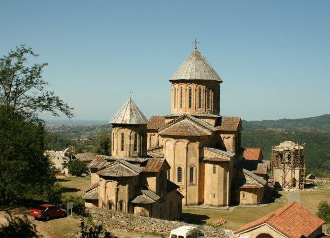 ТОП 10 Самые красивые места Грузии