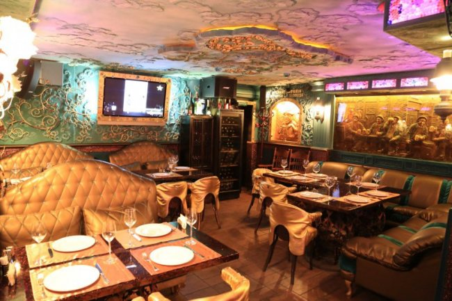 Лучшие рестораны Челябинска