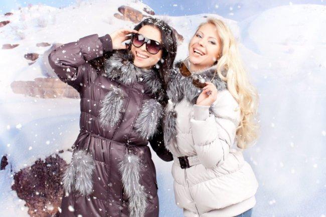 Самые теплые пуховики на зиму для женщин до 40 градусов