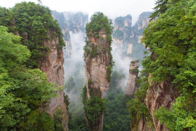 Самые красивые национальные парки в мире