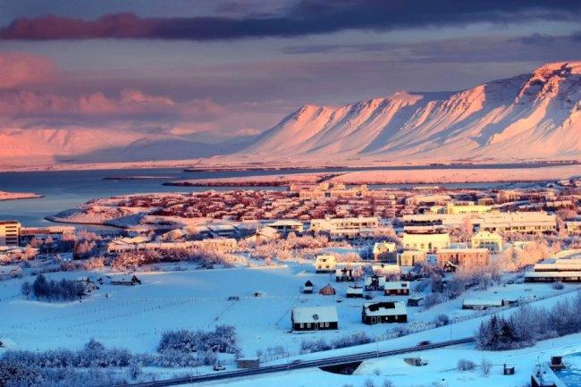 Самые холодные столицы мира