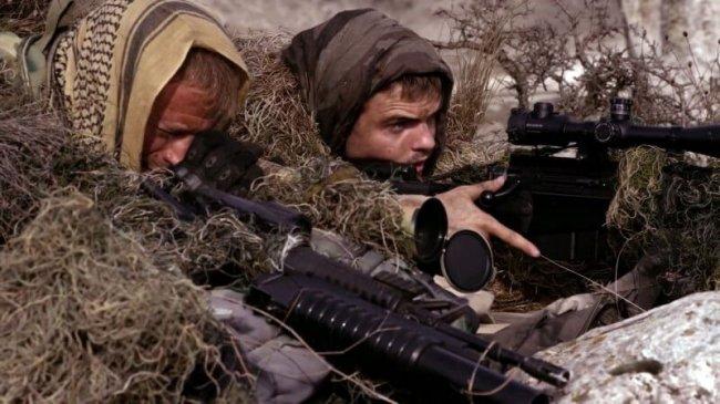 ТОП 10 лучшие фильмы про снайперов