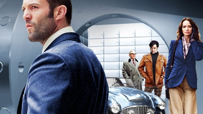Фильмы про ограбление банков
