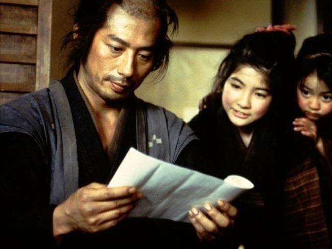 Фильмы про самураев