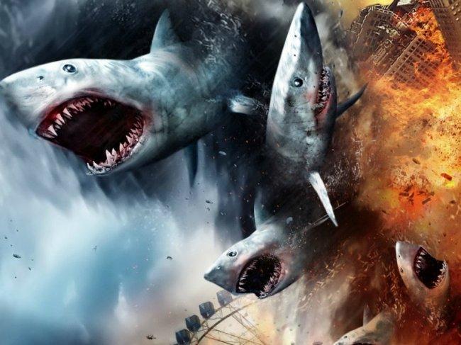 Фильмы про акул