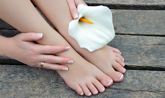 10 советов, как избавиться от мозолей на ногах