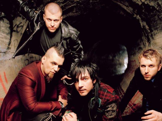 ТОП 10 Самых популярных рок-групп XXI века