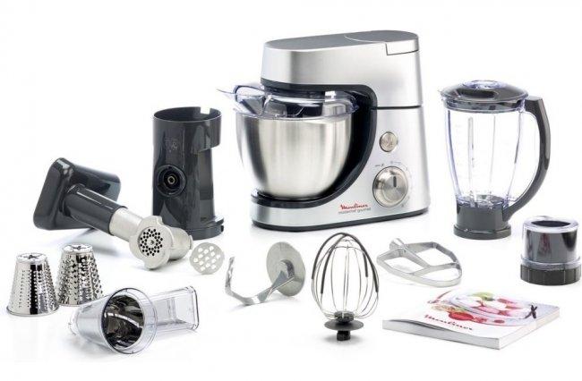 ТОП 10 Лучших кухонных комбайнов