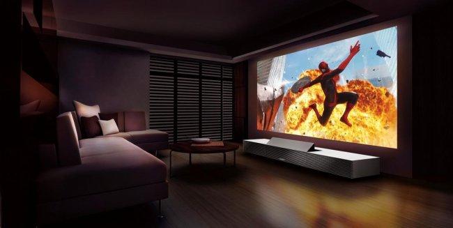 Лучшие проекторы для домашнего кинотеатра 2021 года