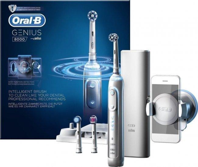 Лучшие электрические зубные щетки 2019 года