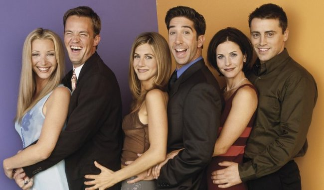 ТОП 10 Лучшие комедийные сериалы