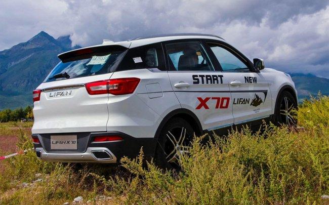 ТОП 10 Лучшие китайские автомобили 2019 года
