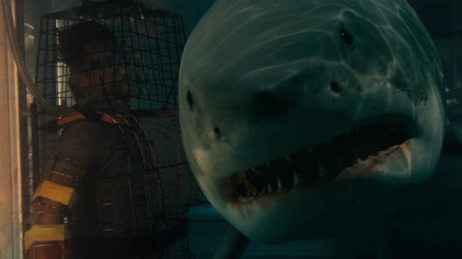 ТОП 10 Фильмов про акул