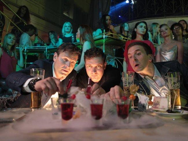 ТОП 12 Лучшие русские комедии 2018 года