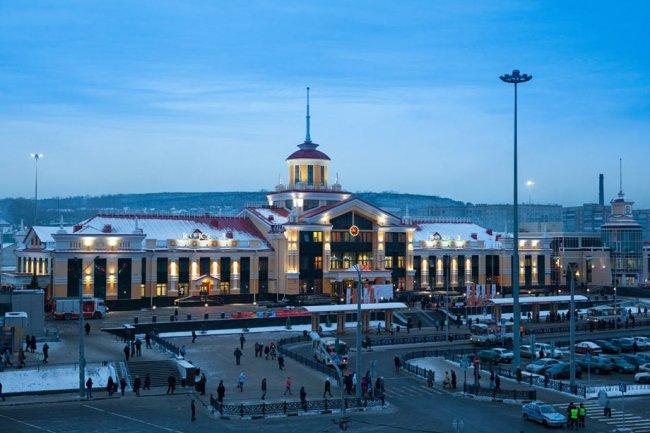 ТОП 10 Самых грязных городов России