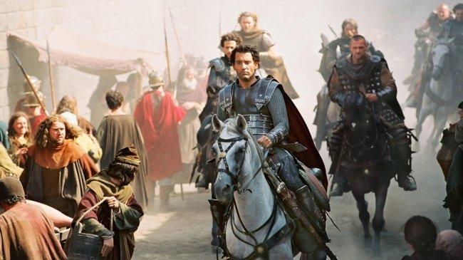 Лучшие фильмы про рыцарей