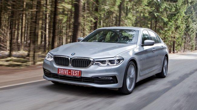 Лучшие автомобили бизнес класса (E-класса) 2021