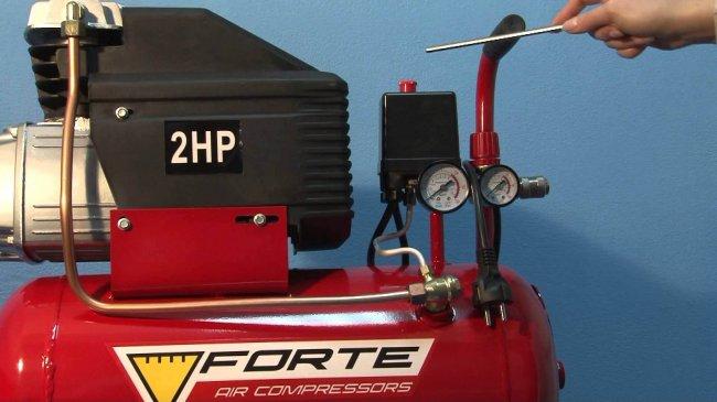 ТОП 10 Воздушных поршневых компрессоров