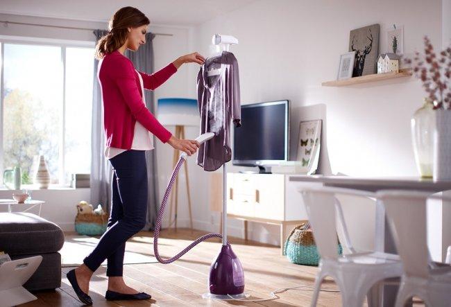 ТОП 10 Самых лучших отпаривателей для одежды