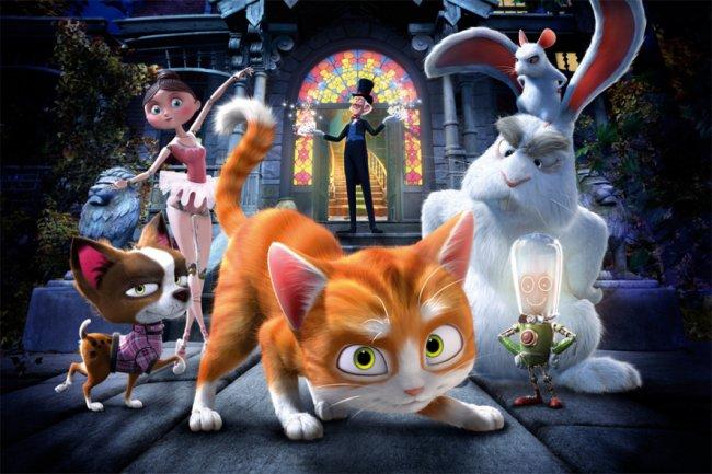 ТОП 10 Лучших мультфильмов про котиков