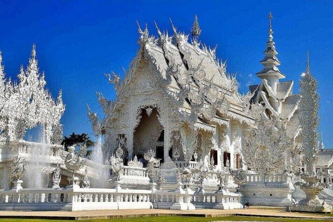 10 невероятных архитектурных шедевров со всего мира