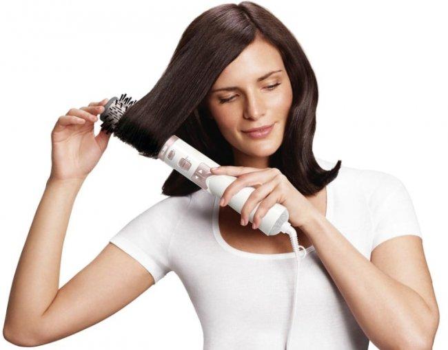 ТОП 10 Лучших фенов-щеток для волос