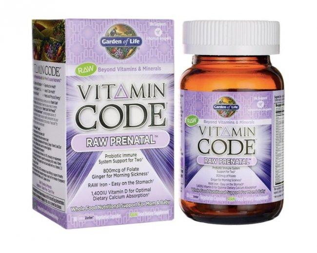 ТОП 10 Лучших витаминов для беременных