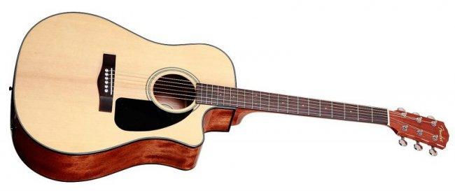 ТОП 10 Лучших акустических гитар