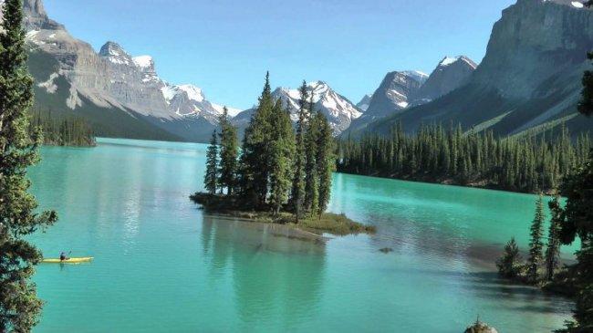 ТОП 10 Самые красивые озера в мире