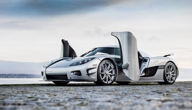 ТОП 10 Самых дорогих автомобилей в мире