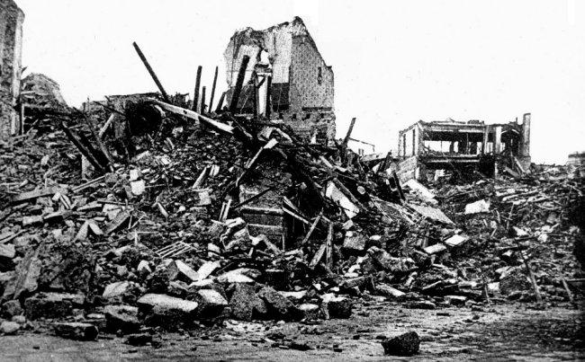 12 Самых разрушительных землетрясений в истории