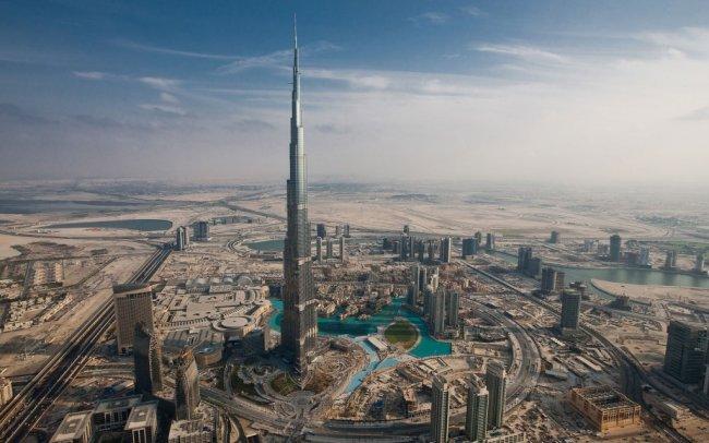 15 Самых высоких зданий в мире