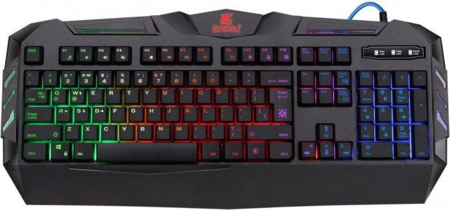 ТОП 10 Моделей игровых клавиатур с подсветкой 2021 года