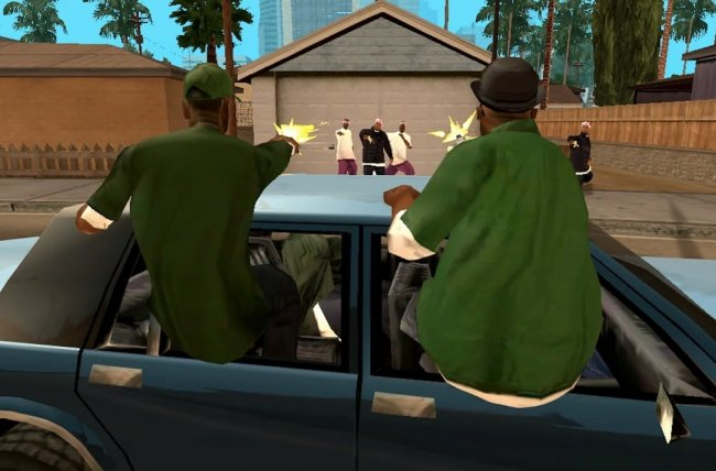 Лучшие моды для GTA: San Andreas 2021 года