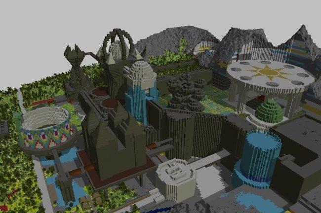 10 великолепных игр-песочниц, в которых можно построить что угодно