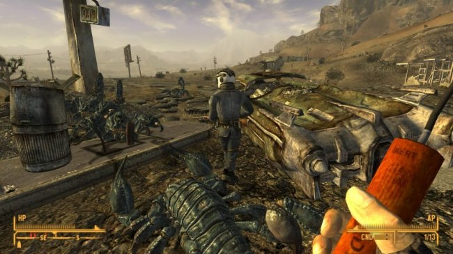 ТОП 8 Частей серии Fallout