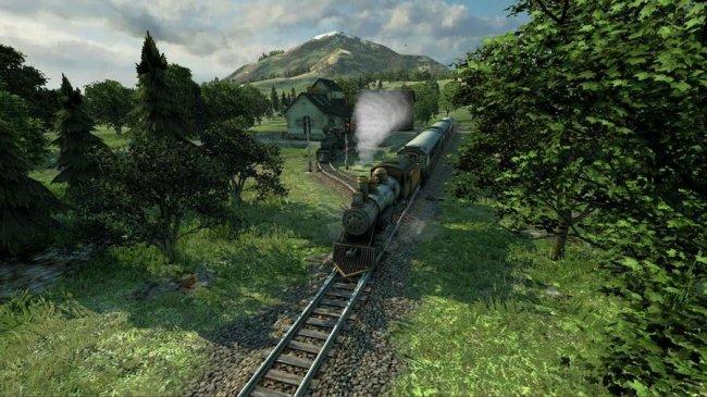 Симуляторы железной дороги
