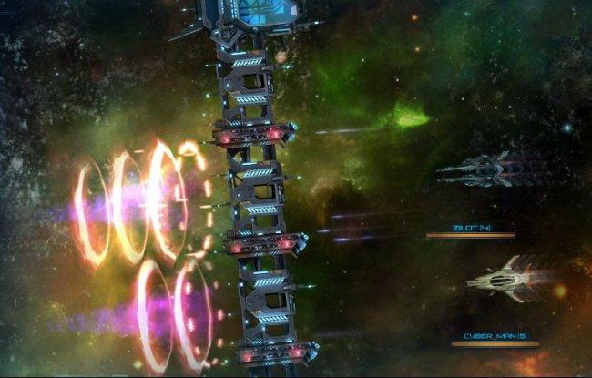 Лучшие онлайн игры про космос