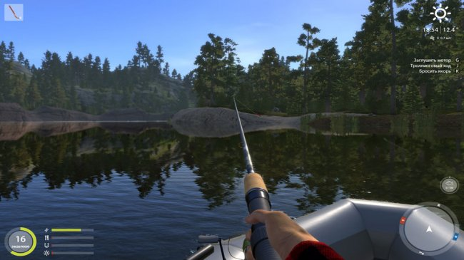 Симуляторы рыбалки на ПК